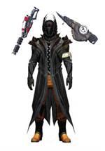 Destiny 2 - Figur Warlock Hallow Shader
