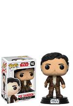 Star Wars Episode VIII - POP! Vinyl-Figur Poe Dameron