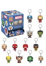 Marvel - Schlüsselanhänger (zufällige Auswahl)
