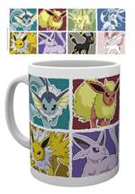 Pokémon - Tasse Evoli Evolution