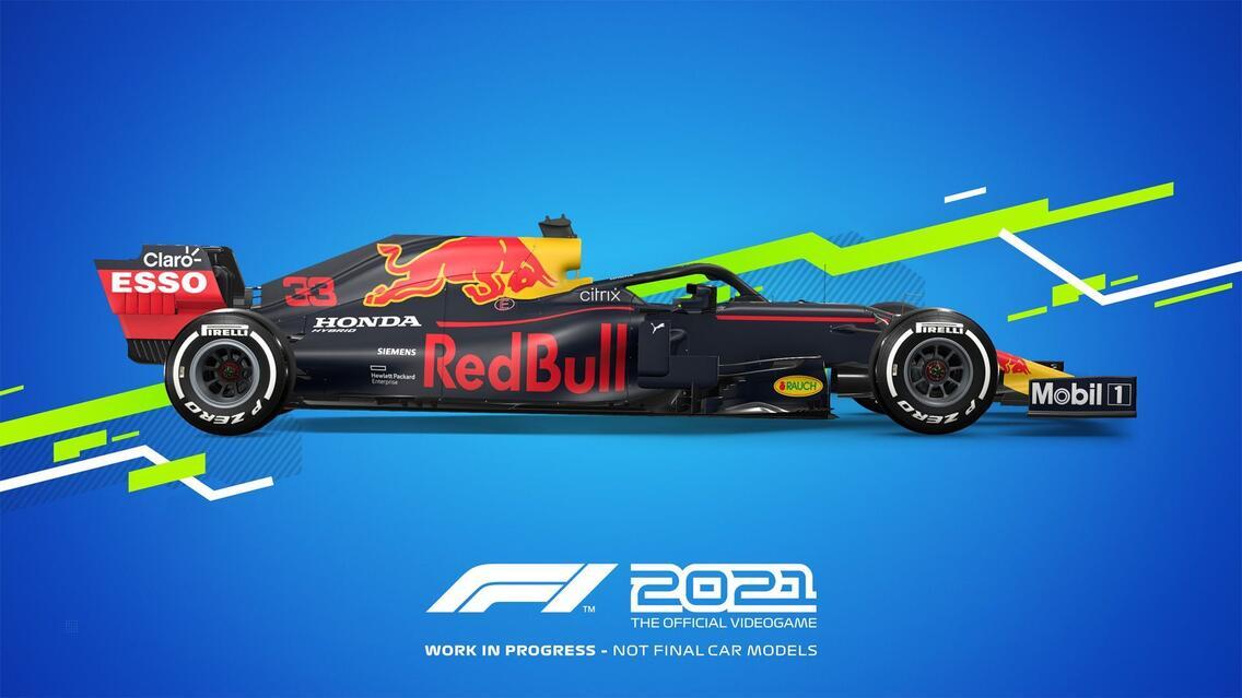 F1 2021 Screenshot