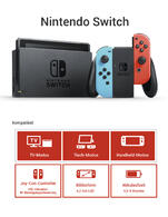 Nintendo Switch Konsole inkl. Diablo 3 Limited Edition