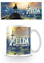 Zelda - Tasse Breath of the Wild Tasse Sunset