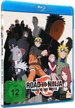 Naruto The Movie - Road to Ninja Blu-ray