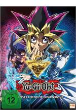 Yu-Gi-Oh! The Dark Side of Dimensions (DVD)