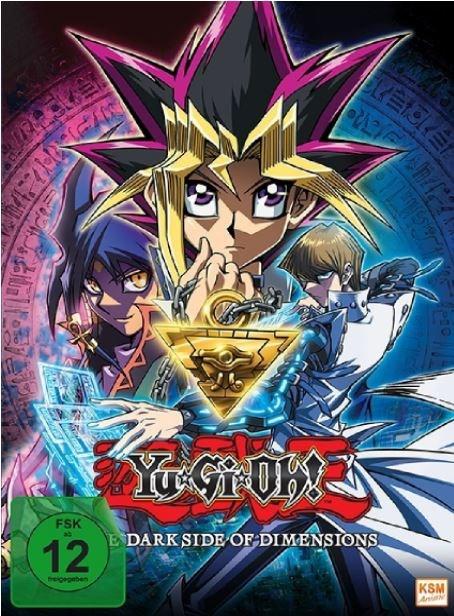 Yu-Gi-Oh! The Dark Side of Dimensions (DVD)