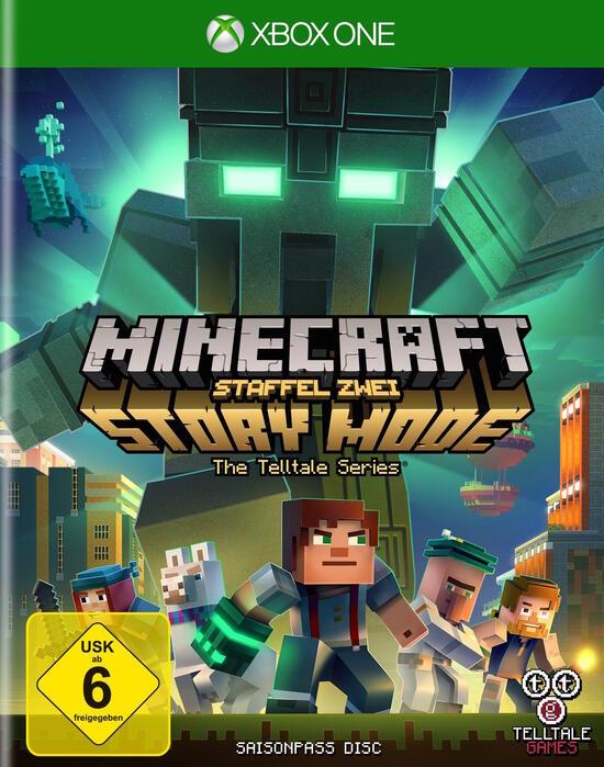 Minecraft Story Mode - Zweite Staffel