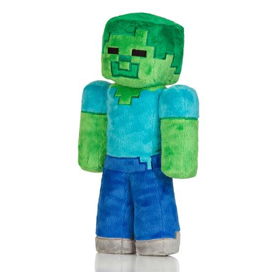 Minecraft - Plüschfigur Zombie