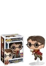 Harry Potter - POP! Vinyl-Figur Harry Potter on Broom