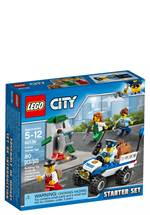 LEGO® City Polizei Starter-Set - 60136