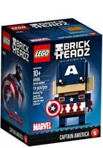 LEGO® BrickHeadz Captain America - 41589