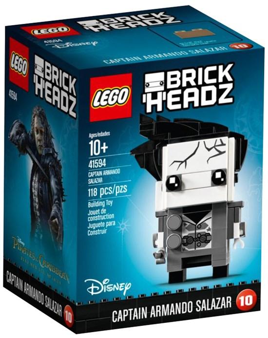 LEGO® BrickHeadz Captain Armando Salazar - 41594