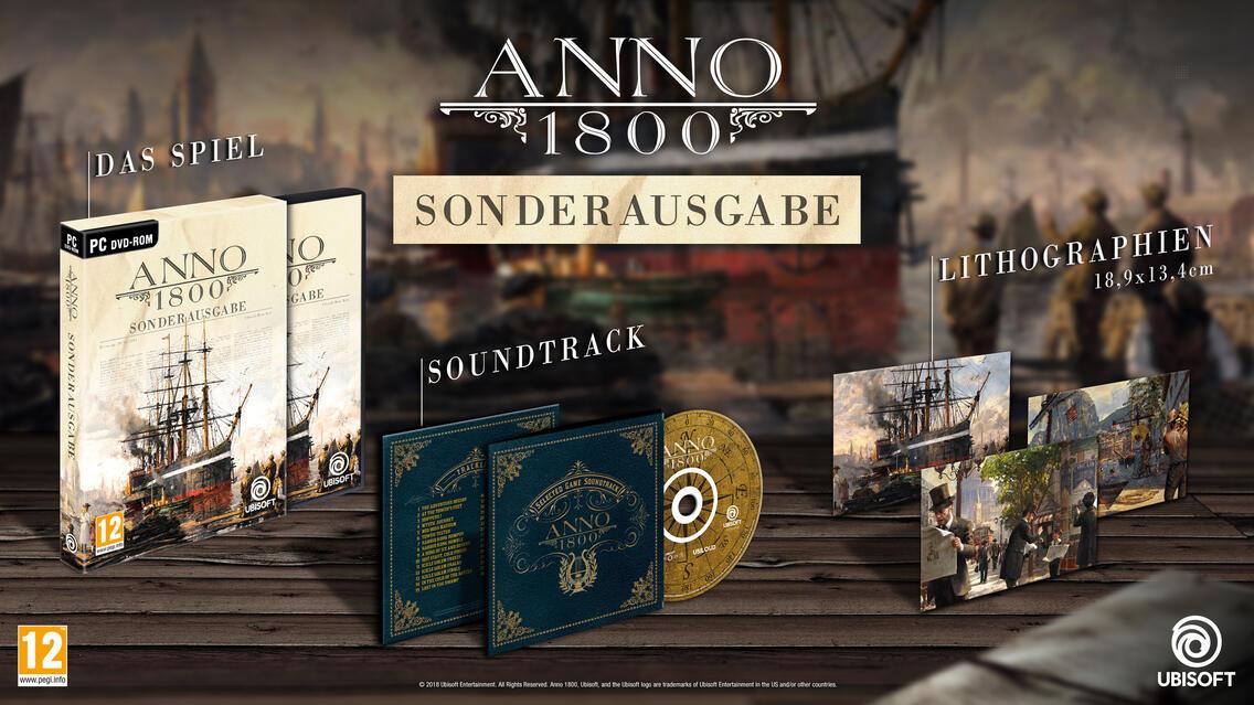 Anno 1800 Sonderausgabe
