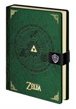 The Legend of Zelda - Notizbuch A5 Triforce