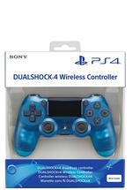 PS4 Dualshock 4 Controller blue crystal