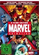 Marvel Comics - DVD Marvel-Box 1
