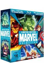 Marvel Limited Blu-ray Edition