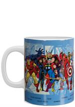 Marvel Comics - Tasse Comic Characters