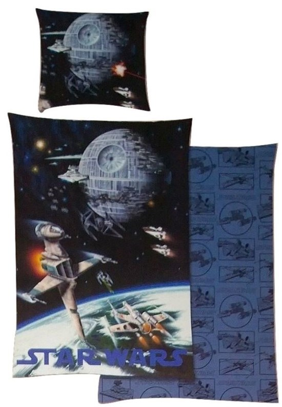 star wars bettw sche. Black Bedroom Furniture Sets. Home Design Ideas