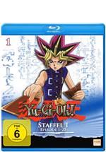 Yu-Gi-Oh! - Staffel 1.1/Episoden 01-25 [Blu-ray]