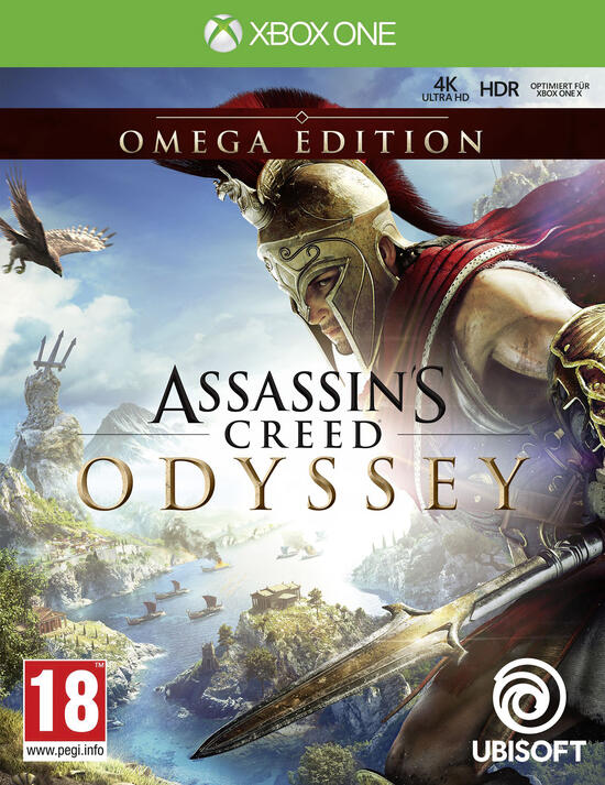 Assassin's Creed Odyssey Omega Edition