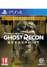 Tom Clancy's Ghost Recon Breakpoint Gold Edition