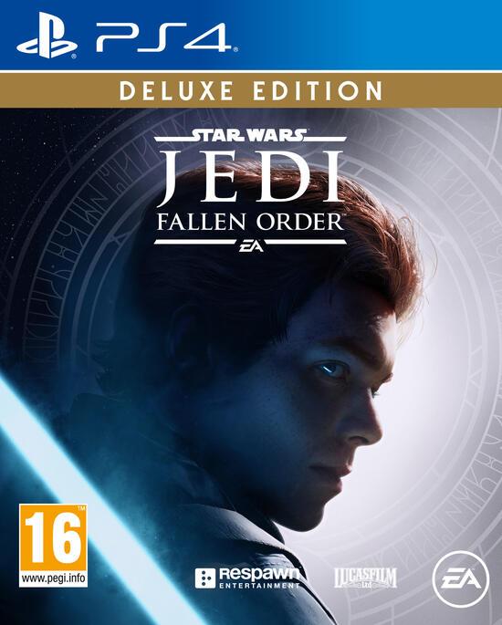Star Wars Jedi: Fallen Order Deluxe Edition