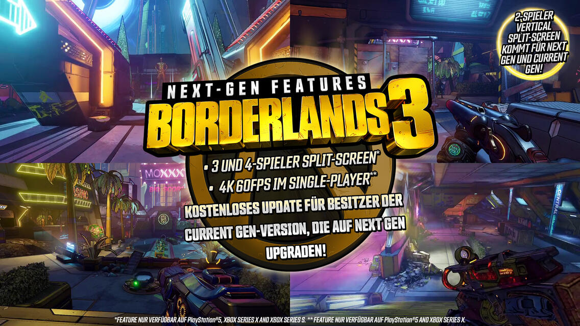 Borderlands 3 Screenshot