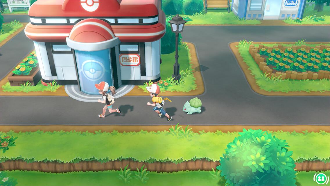 Pokémon: Let's Go Evoli