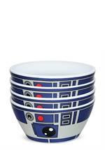 Star Wars - Schüssel R2-D2 (4er- Set)