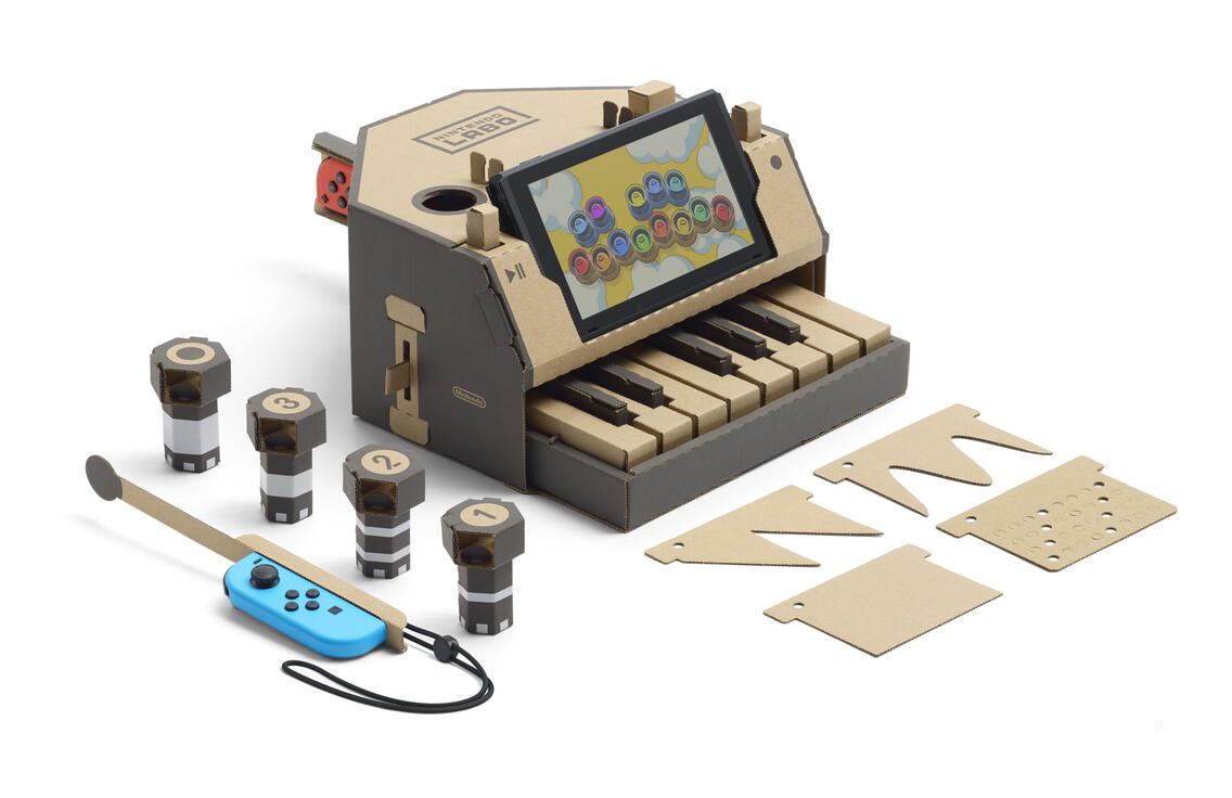 Nintendo Labo Screenshot