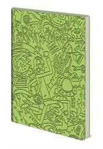 Rick and Morty - Notizbuch A5 Portal Dash