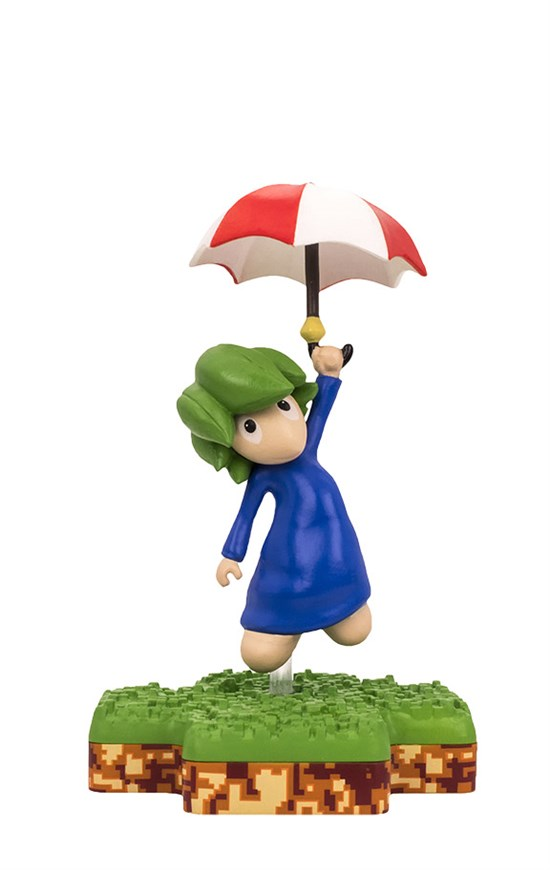 Lemmings - Figur Regenschirm Lemming TOTAKU Collection™