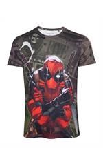 Deadpool - T-Shirt Dollar Scheine