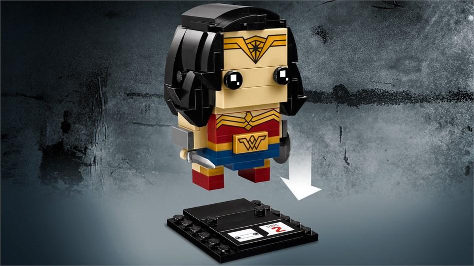 LEGO® BrickHeadz Wonder Woman - 41599