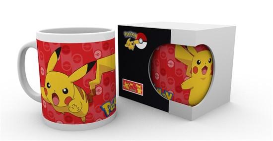 Pokémon - Tasse Pikachu