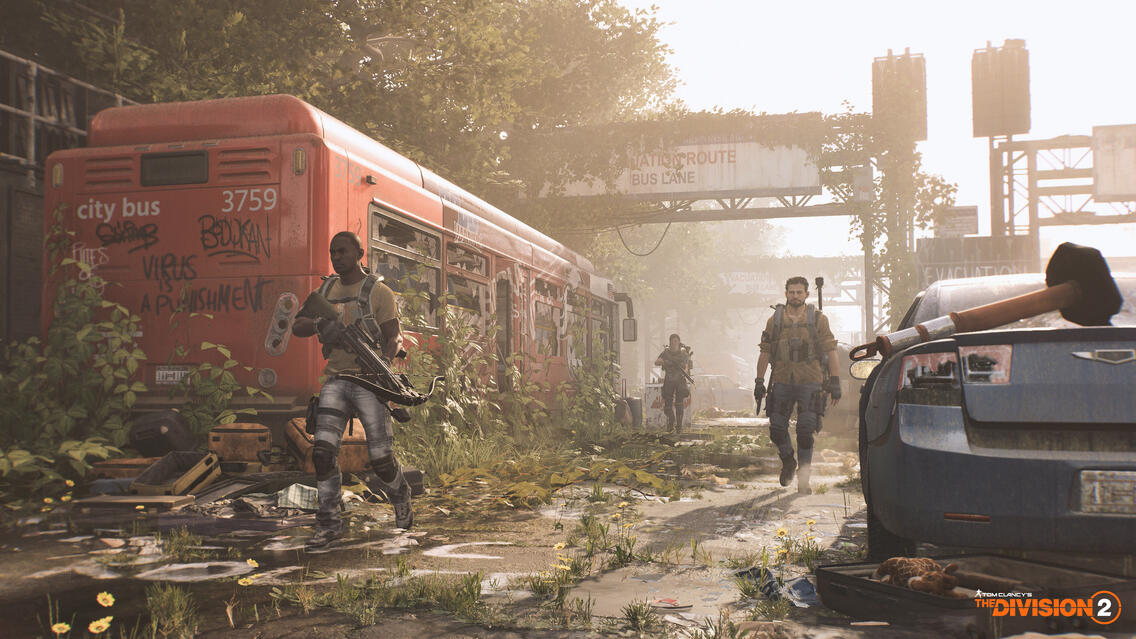 Tom Clancy's The Division 2 Washington DC Edition