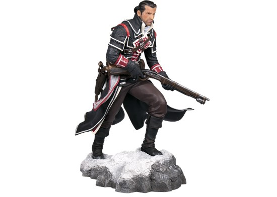 Assassin's Creed Rouge - Figur Shay Cormac