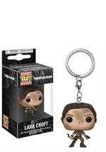 Tomb Raider - Pocket POP! Schlüsselanhänger Lara Croft