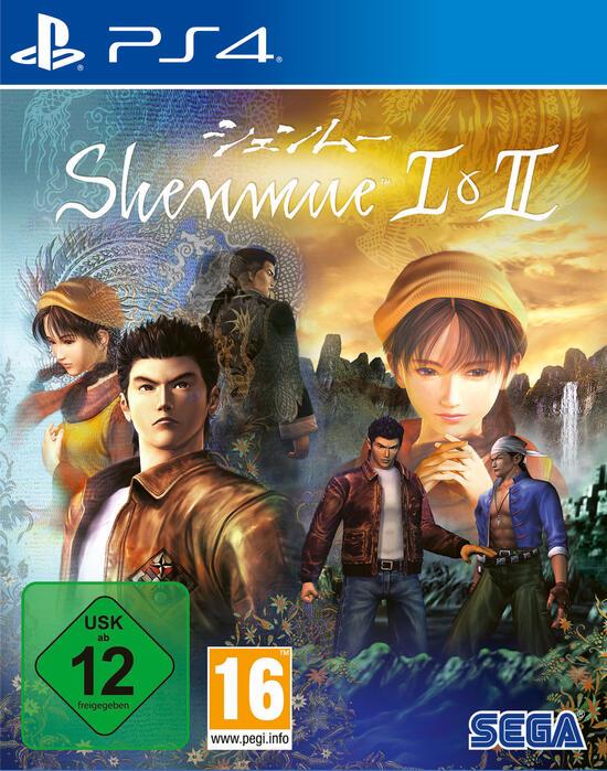 Shenmue 1 & 2