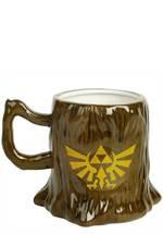 The Legend of Zelda - Tasse Deku Baum 3D