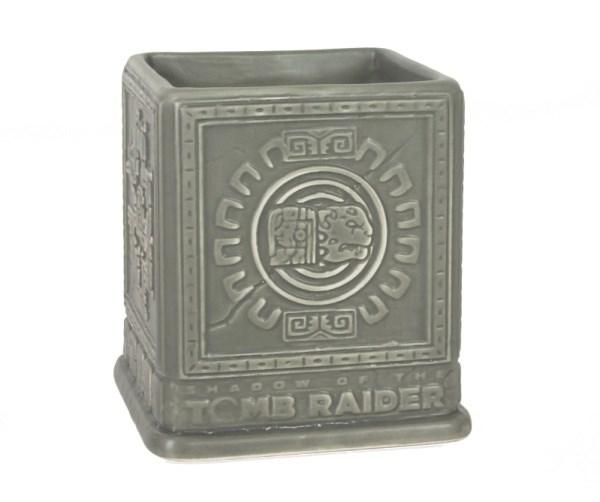 Tomb Raider - Tasse Maya 3D