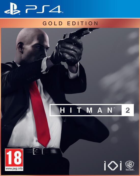 Hitman 2 Gold Edition