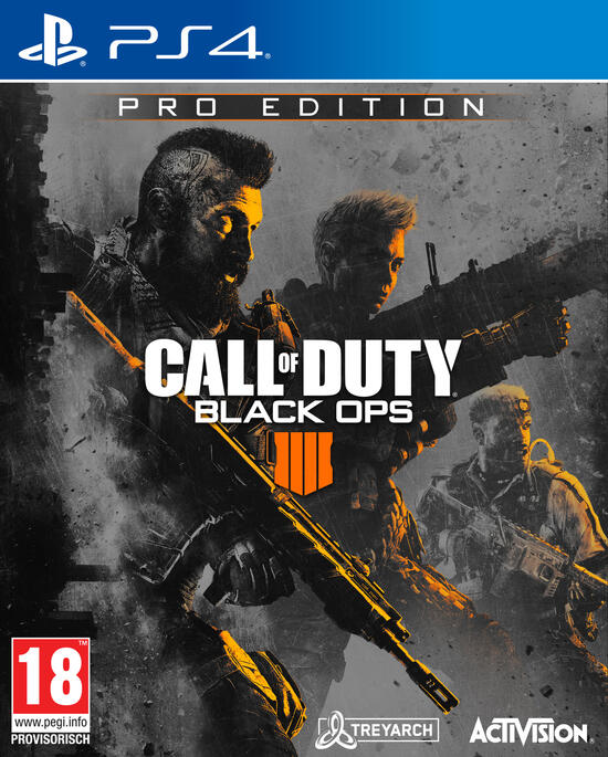 Call of Duty: Black Ops 4 Pro Edition (inkl. Private Beta-Code)