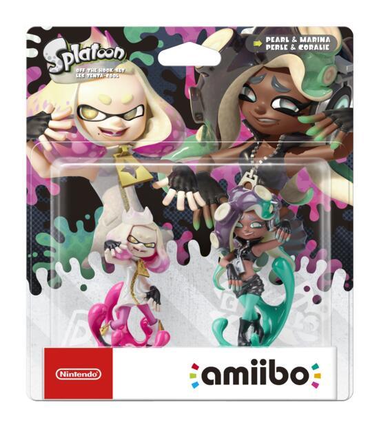 amiibo Figur Pearl & Marina 2er-Pack