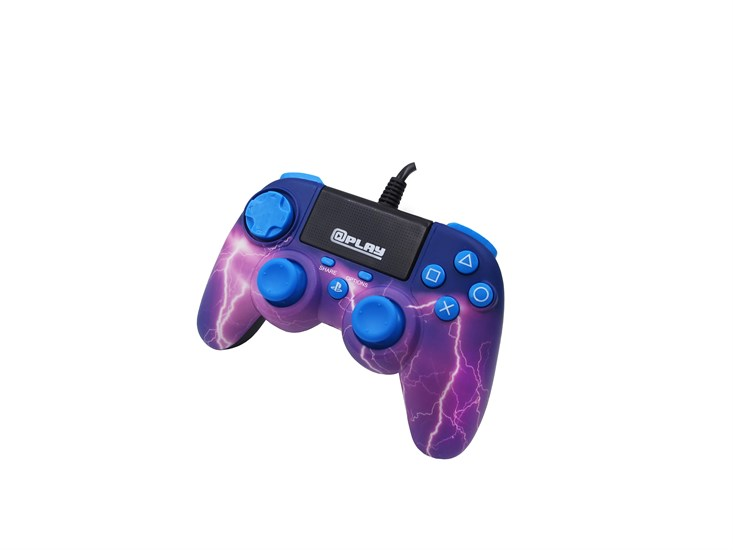 @Play PS4 Controller (kabelgebunden) violett