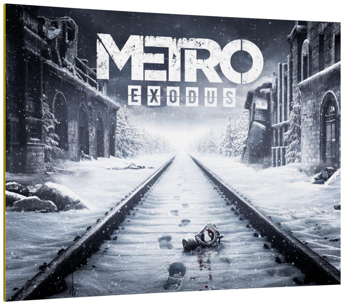Metro Exodus Aurora Limited Edition
