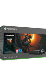 Xbox One X 1TB Konsole inkl. Shadow of the Tomb Raider