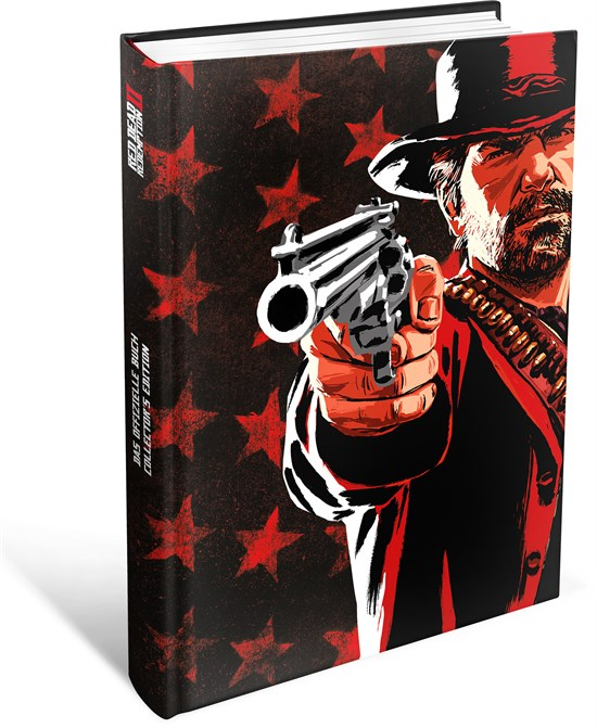 Red Dead Redemption 2: Das offizielle Buch Collector's Edition