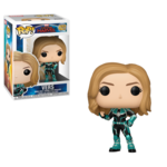 Captain Marvel - POP!-Vinyl Figur Vers